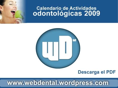 Actividades Odontologicas 2009