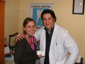 Sofia Pollmann & Dr. Juan Fernando Peñuelas