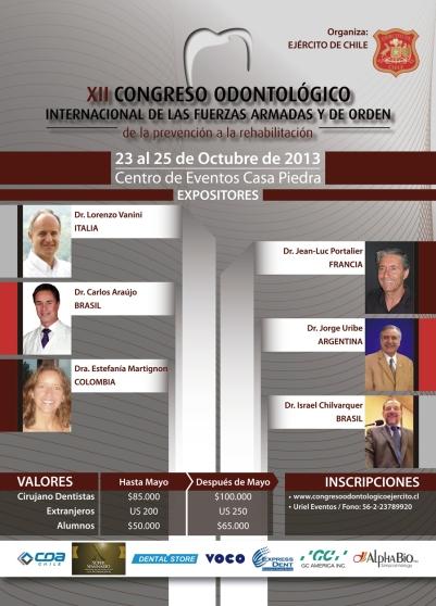 Congreso Odontoogico de las FFAA