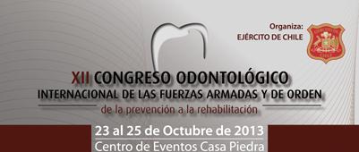 Congreso Odontologico de las FFAA