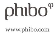 Phibo-logo