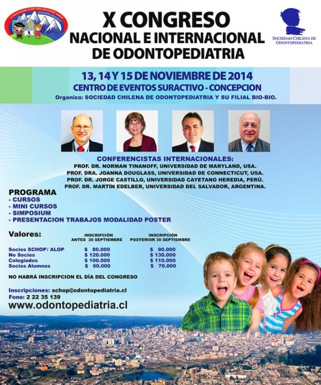 Congreso-Odontopediatria