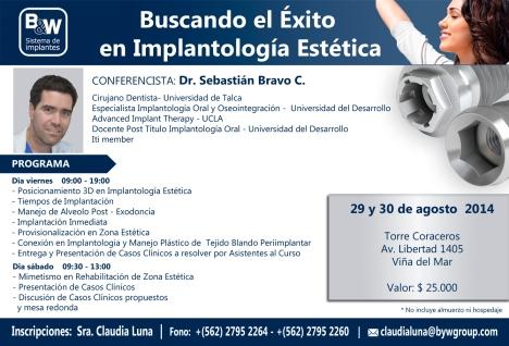 Dr. Sebastián Bravo C.