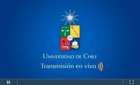 transmision via internet chile: