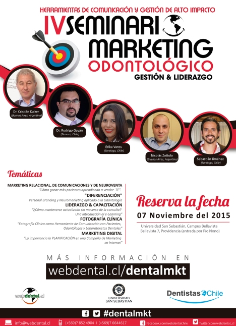Seminario de Marketing Odontologico