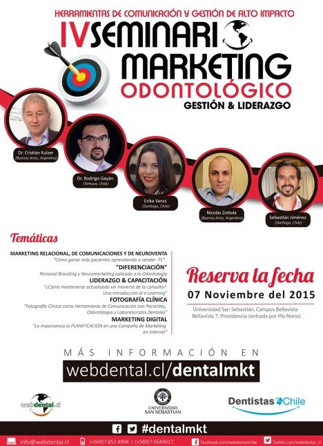 Seminario de Marketing Odontologico